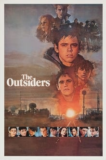 The Outsiders 1983 English (Eng Subs) x264 Bluray 480p [345MB] | 720p [798MB] mkv