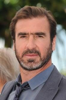 Photo of Eric Cantona