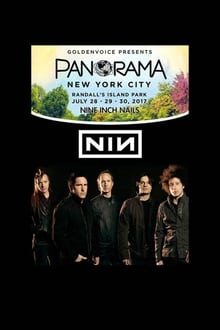 Nine Inch Nails: Panorama NYC Festival, Randall's Island Park, July 30 2017