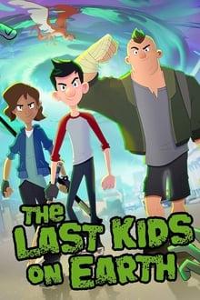 The Last Kids on Earth [Season 1-2] Web Series x264 Dual Audio Hindi-English WEB-DL 480p 720p mkv