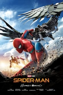 Spider-Man- Homecoming streaming