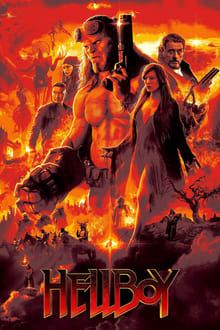 Hellboy (2019) Torrent – BluRay 720p e 1080p Dublado / Dual Áuido 5.1 Download