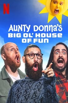Image Aunty Donna's Big Ol' House of Fun