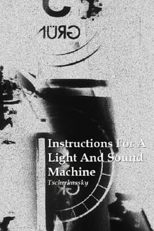 Instructions for a Light & Sound Machine