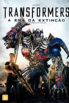 Transformers: A Era da Extinção Dublado