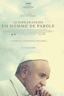 Le pape François: un homme de parole
