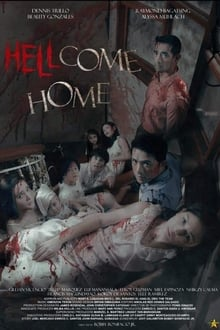 Watch Hellcome home (2019)