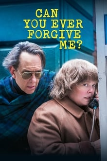 Can You Ever Forgive Me? Streaming VF