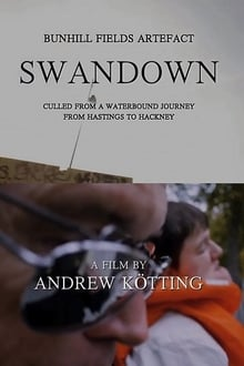 Bunhill Fields Artefact: Swandown – Culled from a Waterbound Journey from Hastings to Hackney