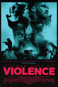 Random Acts of Violence Torrent (2020) Legendado WEB-DL 1080p – Download