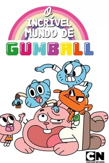 O Incrível Mundo de Gumball – Todas as Temporadas – Dublado