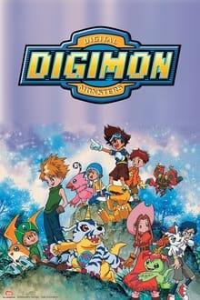 Digimon Digital Monsters – Todas as Temporadas – Dublado