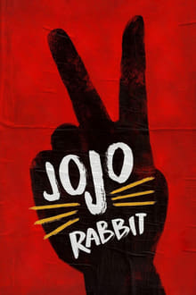 Poster diminuto de Jojo Rabbit (2019)