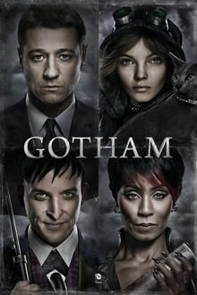 Gotham 1ª Temporada (2014) Torrent – BluRay 720p Dual Áudio Download [Completa]