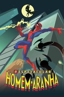 O Espetacular Homem-Aranha – Todas as Temporadas – Dublado
