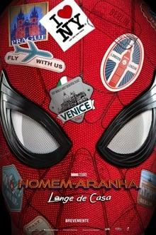 Homem-Aranha: Longe de Casa Torrent (2019) Dual Áudio 5.1 Ultra HD 4K 2160p Download