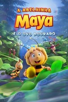 A Abelhinha Maya e O Ovo Dourado Dublado