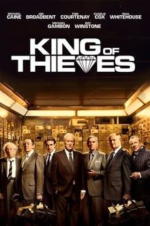 King of Thieves (Rey de ladrones) (2018)