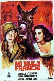 Mi mula Francis (1950)