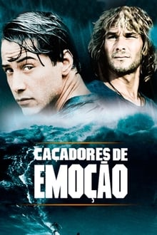 Caçadores de Emoção Torrent (1991) Dual Áudio / Dublado BluRay 1080p – Download