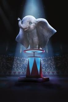 Dumbo poster, capa, cartaz