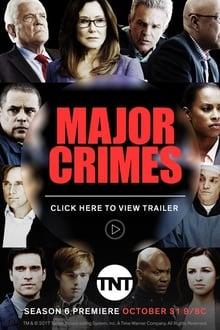 Major Crimes Saison 6