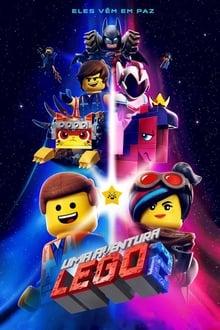 Uma Aventura LEGO 2 poster, capa, cartaz