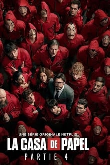 La Casa de Papel 4ª Temporada Torrent (WEB-DL) Dual Áudio / Legendado – Download