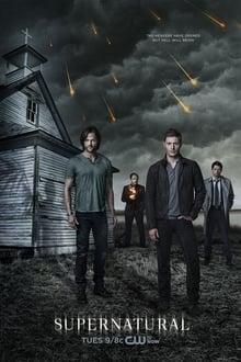 Supernatural 9ª Temporada (2013) Torrent – BluRay 720p Dual Áudio Download [Completa]