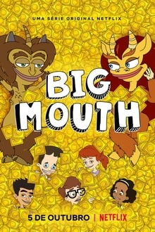 Big Mouth – Todas as Temporadas – Dublado