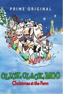 Click, Clack, Moo: Christmas at the Farm 2021