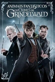 Animais Fantásticos: Os Crimes de Grindelwald Dublado ou Legendado