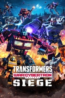 Transformers: War for Cybertron Season 1 Complete