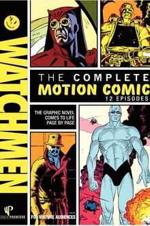 Watchmen: The Complete Motion Comic