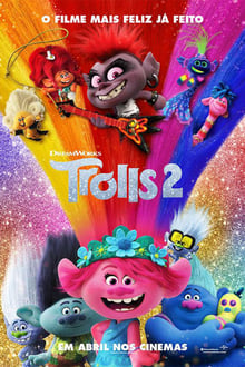 Trolls 2 Torrent (2020) Dublado WEB-DL 720p e 1080p Legendado Download