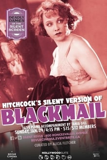 Blackmail (Silent Version)