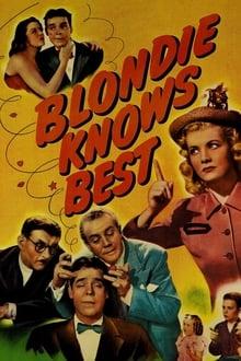 Blondie Knows Best