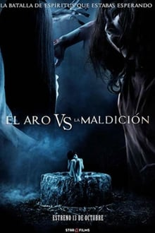 La batalla de los espíritus: El aro vs. La maldición (2016)