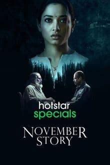November Story 1ª Temporada Completa
