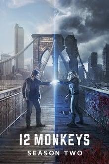 12 Monkeys Season 2 (2016)