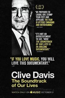 Clive Davis: la banda sonora de nuestras vidas (2017)