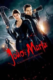 João e Maria: Caçadores de Bruxas Dublado