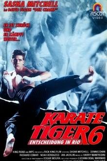 Kickboxer 3: El arte de la guerra (1992)