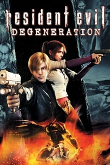 Resident Evil Degeneration 2008 Dual Audio Hindi-English x264 Bluray 480p [302MB] | 720p [828MB] mkv