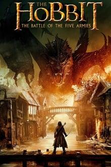 Hobitas: Penkių armijų mūšis
