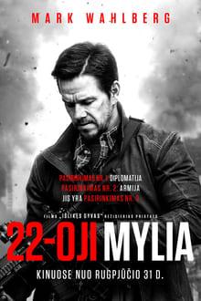 22-oji mylia / Mile 22