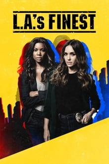 L.A.'s Finest – Unidas contra o Crime 2ª Temporada Torrent (2020) Dual Áudio / Legendado WEB-DL 720p | 1080p – Download