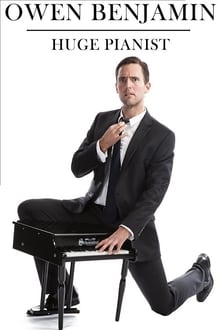 Owen Benjamin: Huge Pianist