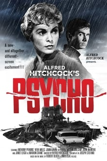 Psycho (Psicosis) (1960)