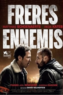 Frères ennemis (Close Enemies) (2018)
